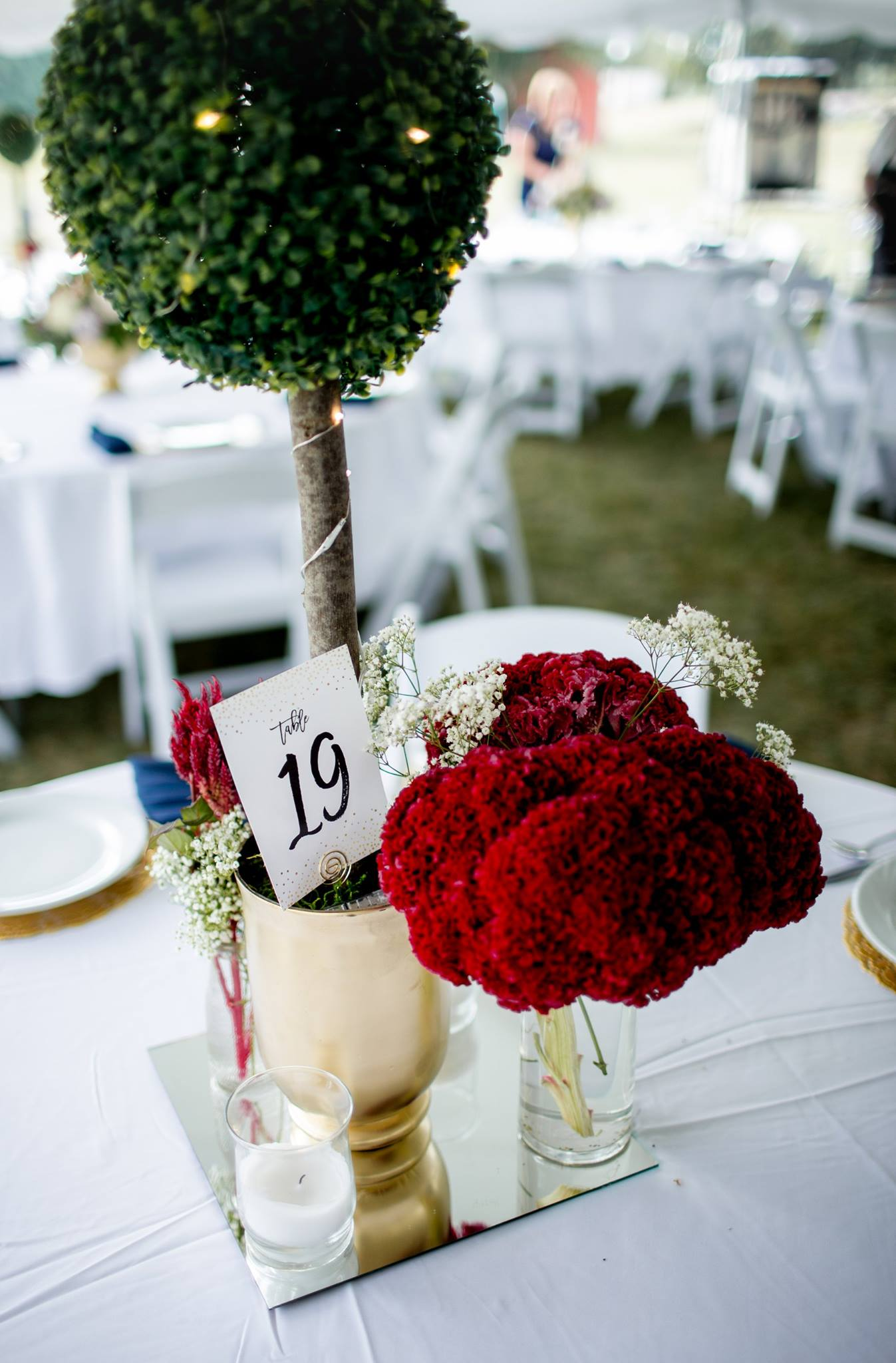 jen & carson   table numbers   photo credit: onethirtynine photography
