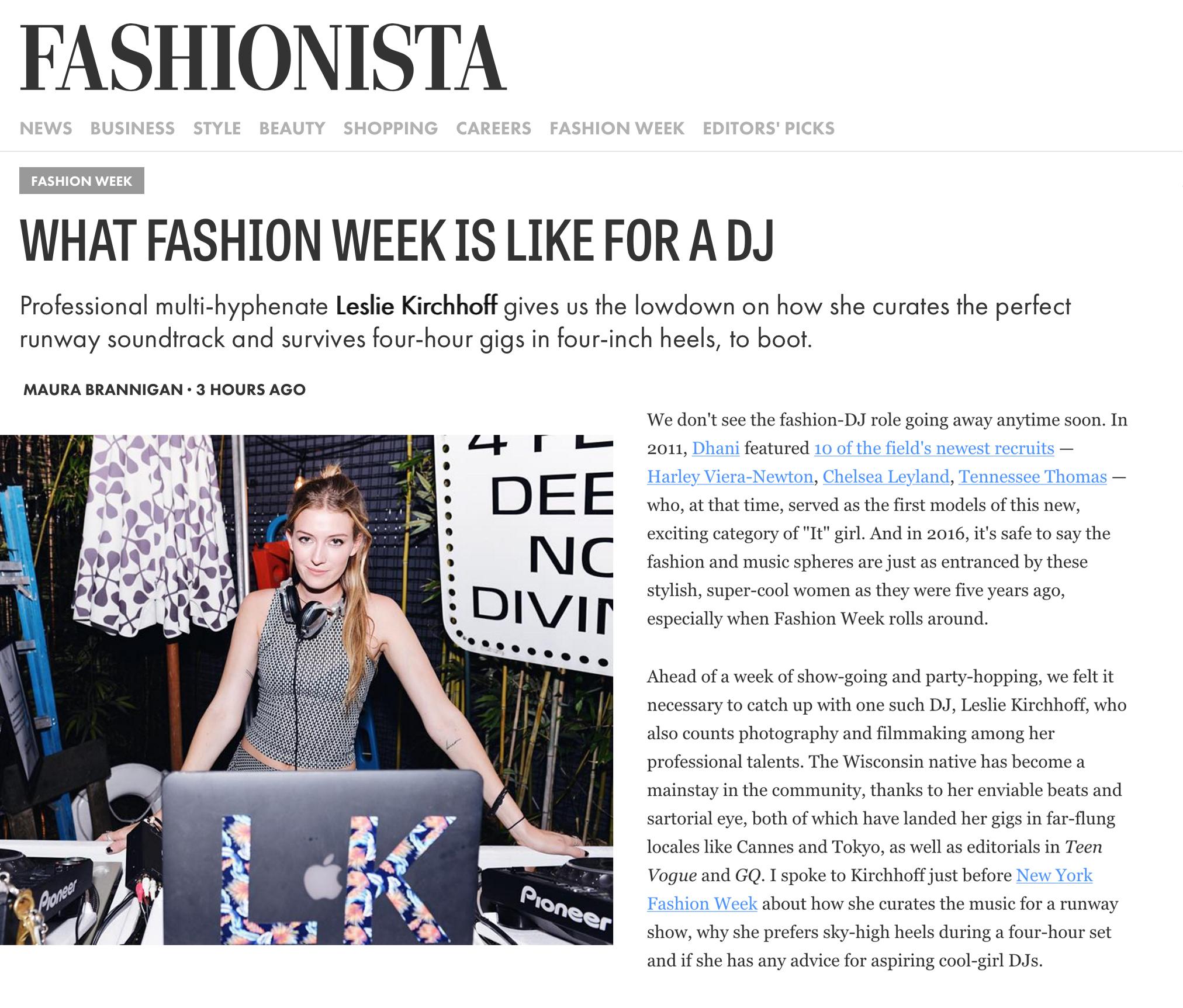 http://fashionista.com/2016/02/fashion-week-dj-leslie-kirchoff