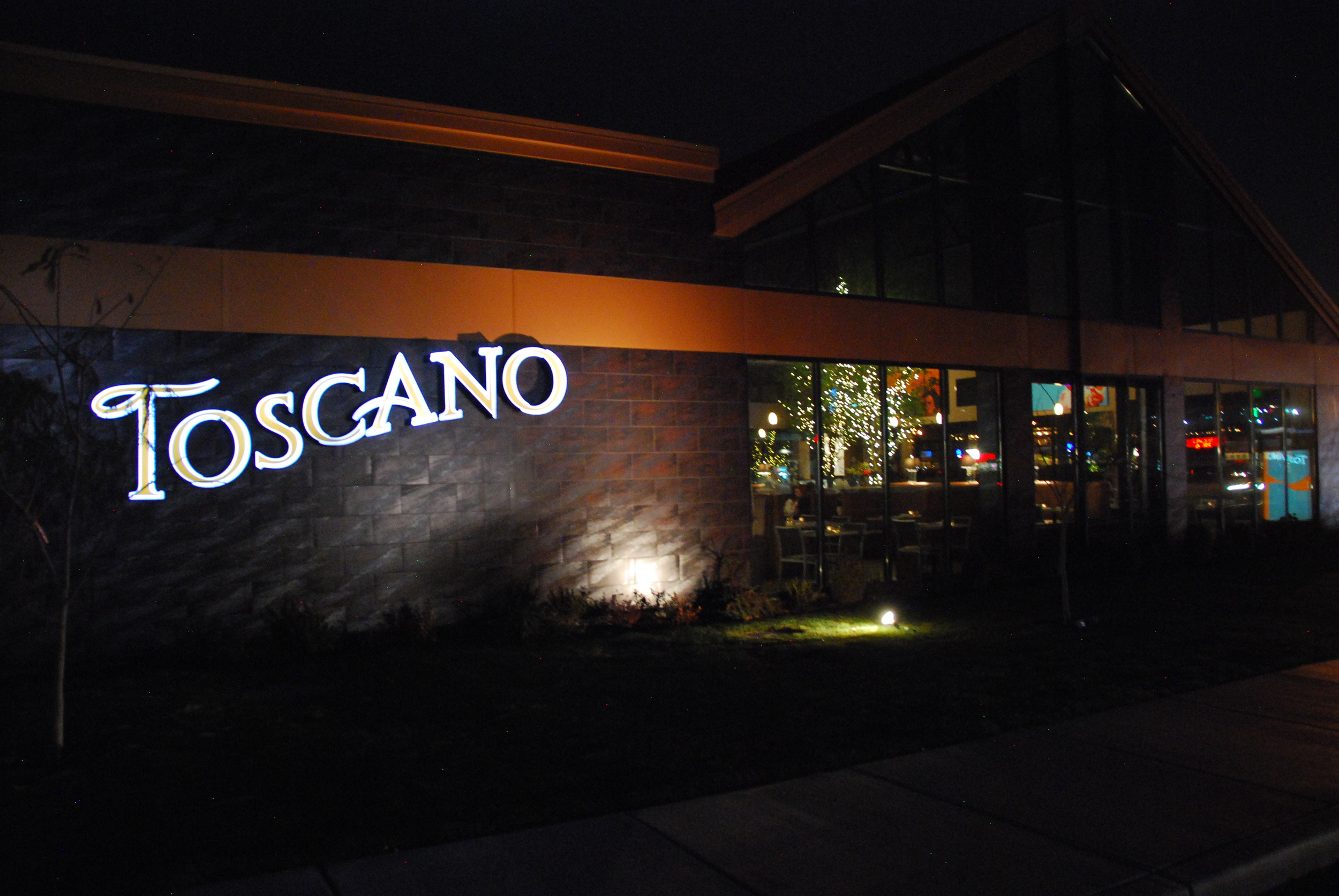Toscano Night Picture
