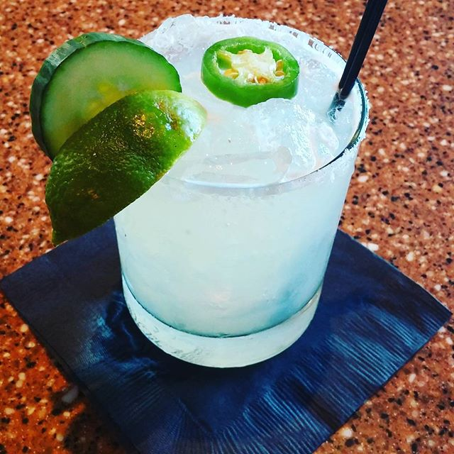 Come in and experience our new cocktail menu! Featuring the Spicy Cucumber Margarita! #Toscano #nomnom #lifeelevated #salt #slclocal #draper #sandy #toscanodraper #dinelocal #utahfood #utahcocktails #eatlocalslc #margarita #getyourdrinkongirl