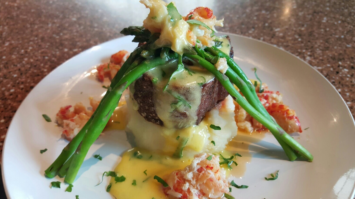 Creole Spiced Filet