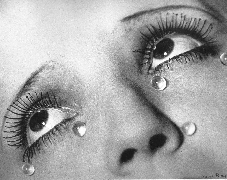 Man Ray. Tears , 1932