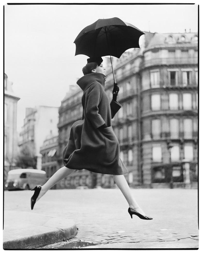 Richard Avedon.  Carmen Dell'OreficeinHarper's Bazaar , 1957