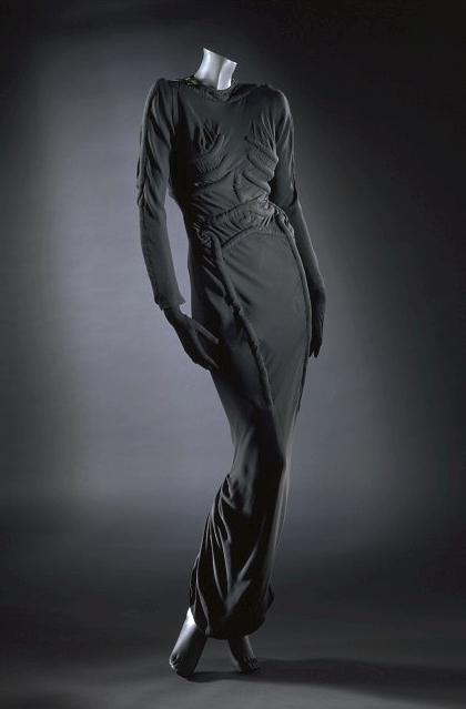 Elsa Schiaparelli & Salvador Dali.  The Skeleton Dress , 1938
