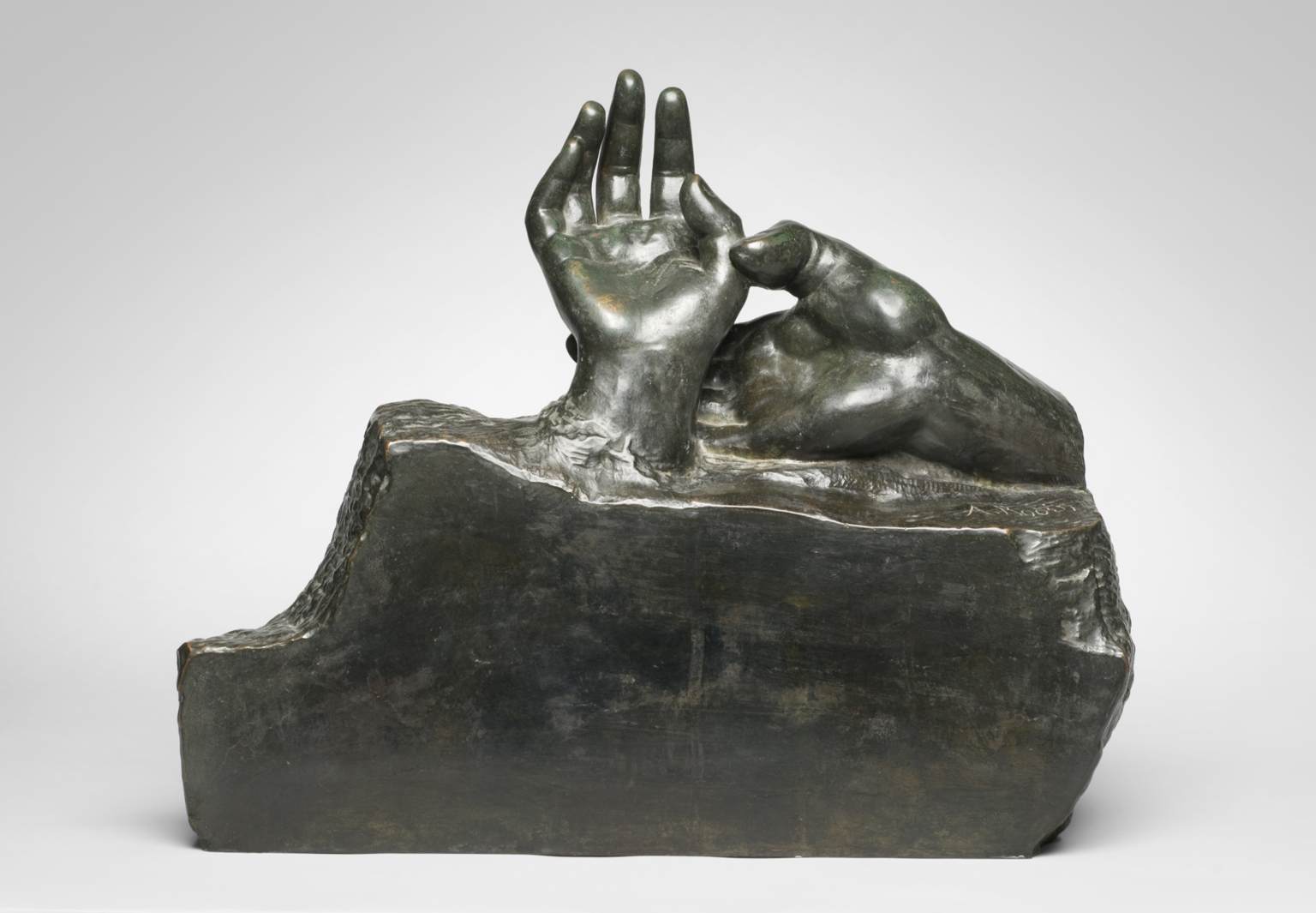 Auguste Rodin.  Two Hands , modeled before 1909; cast 1925