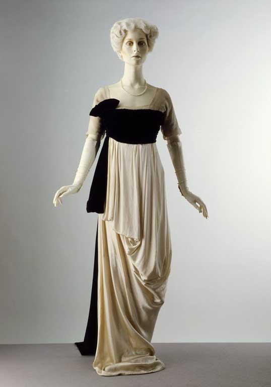 Lucile. Evening dress, 1913