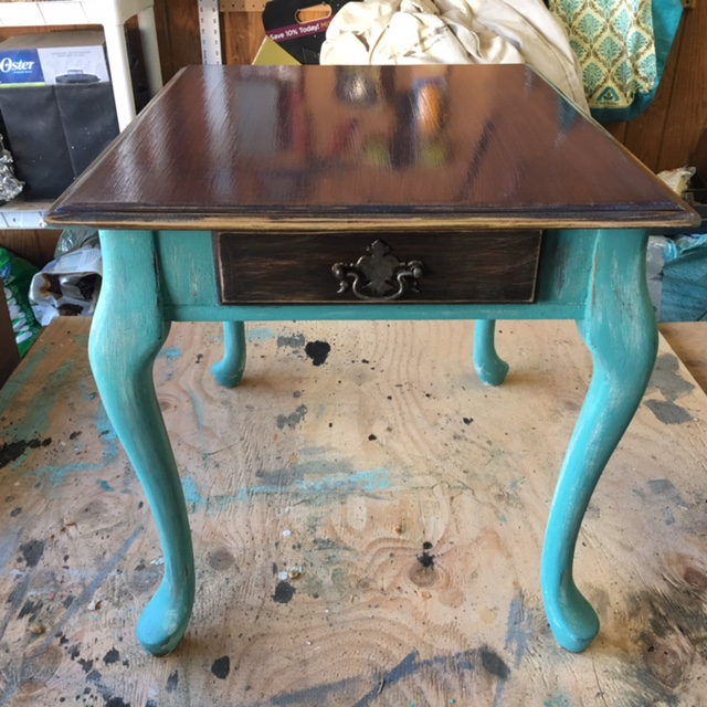 $7.00 for this great piece. A little TLC and check it out!