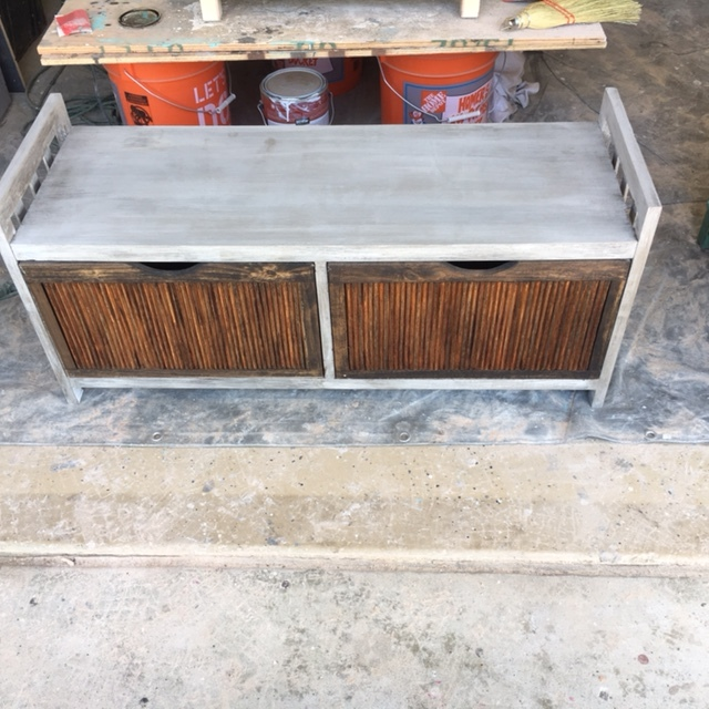 $14.00! Refinished and refreshed!