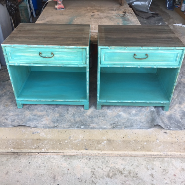 $9.99 each! What a bargain. Some paint and elbow grease and they are perfect!