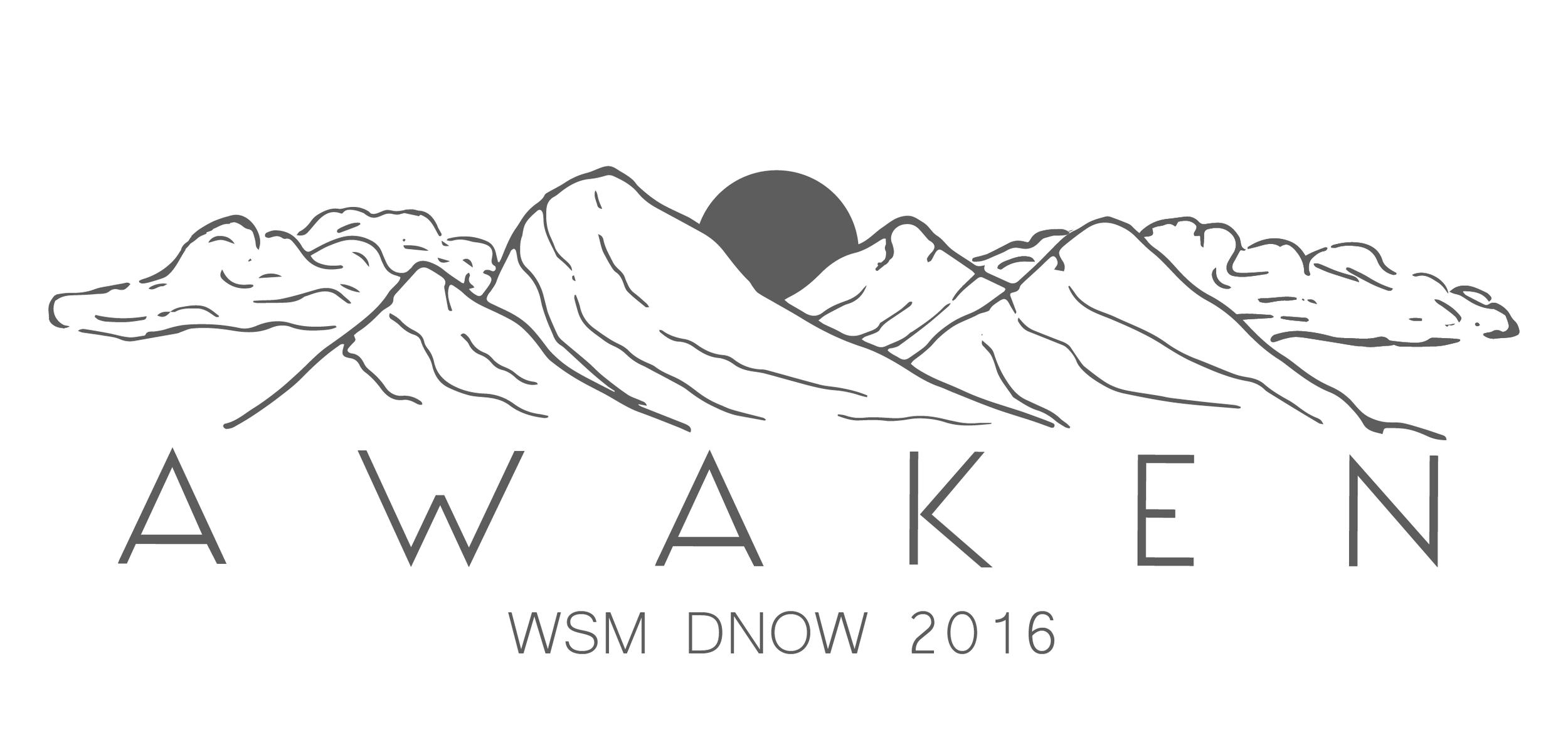 Wildwood Student Ministries DNOW '16