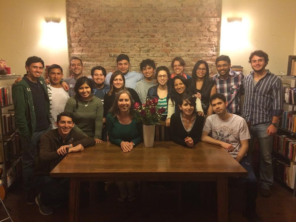 Mi familia: Iglesia de Cristo Redentor