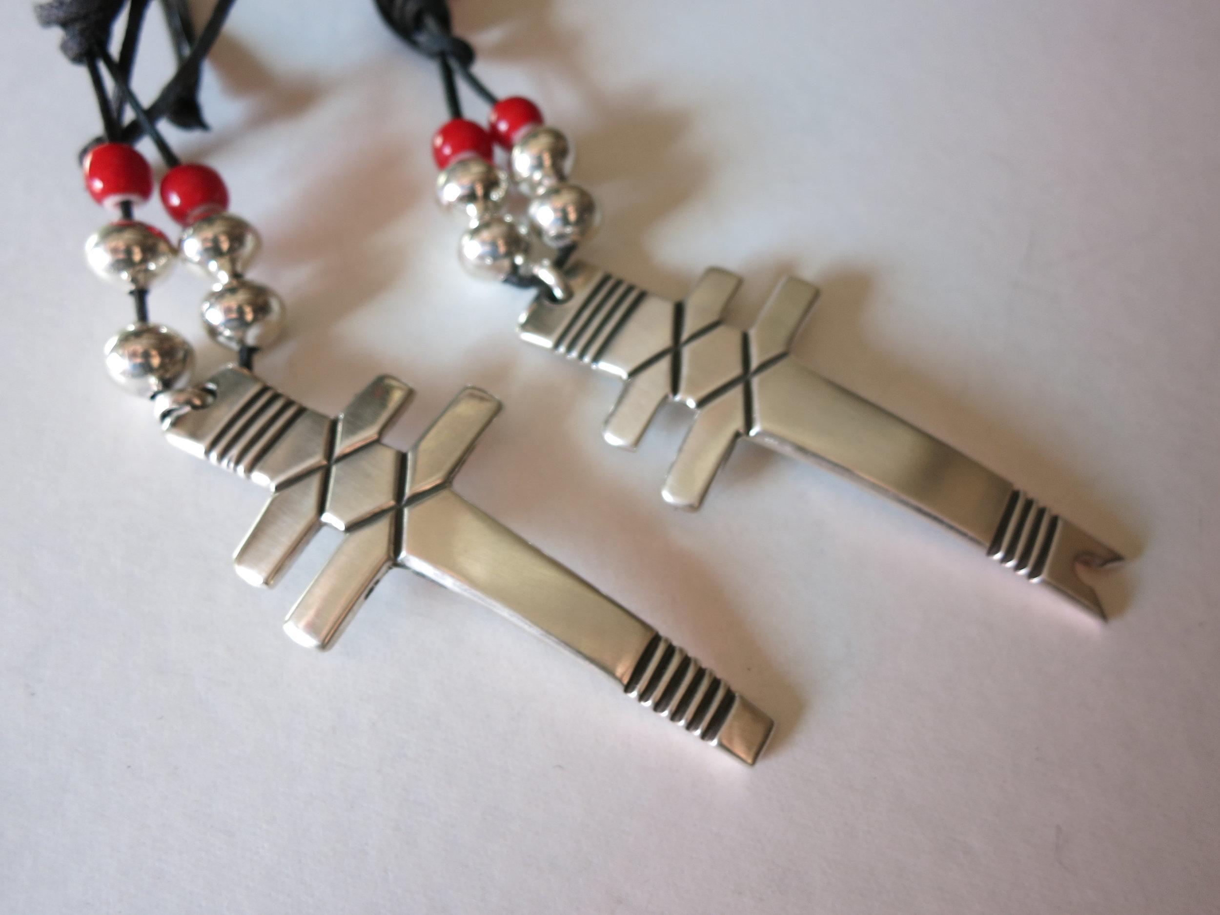 Isleta crosses.JPG