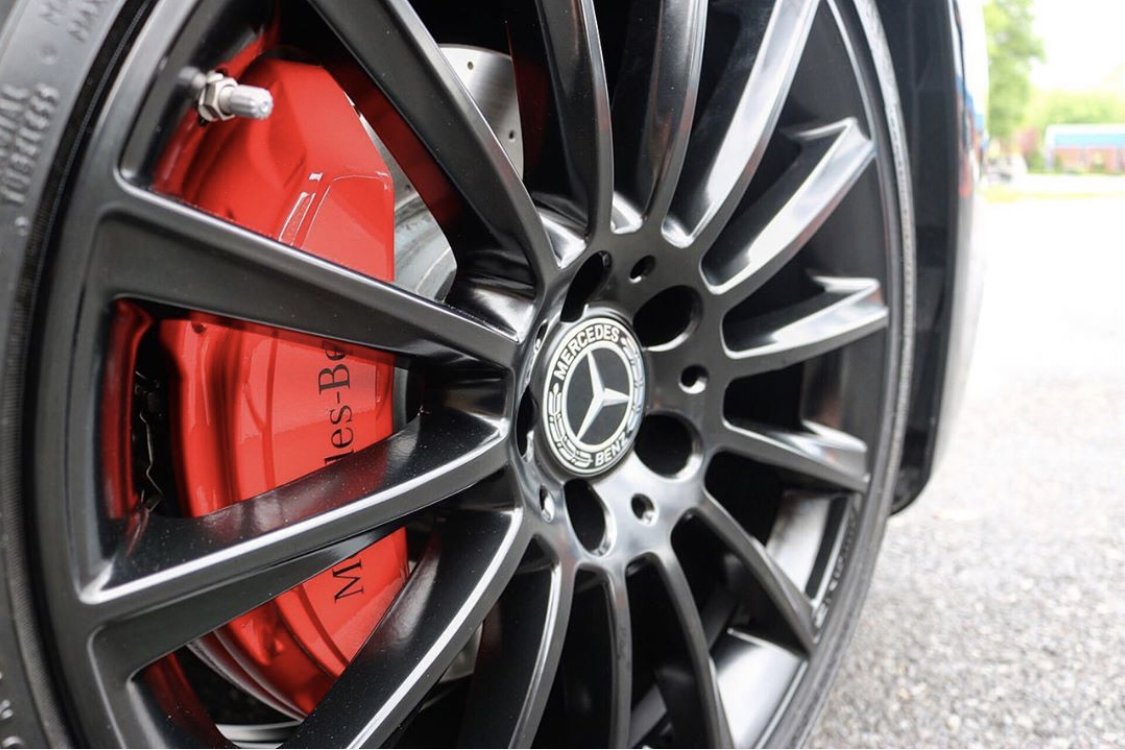 CALIPERS & WHEELS - Wheels removed from vehicle, cleaned, ceramic coated, and torqued to spec.SET OF 4 WHEELS & CALIPERS | $399.00