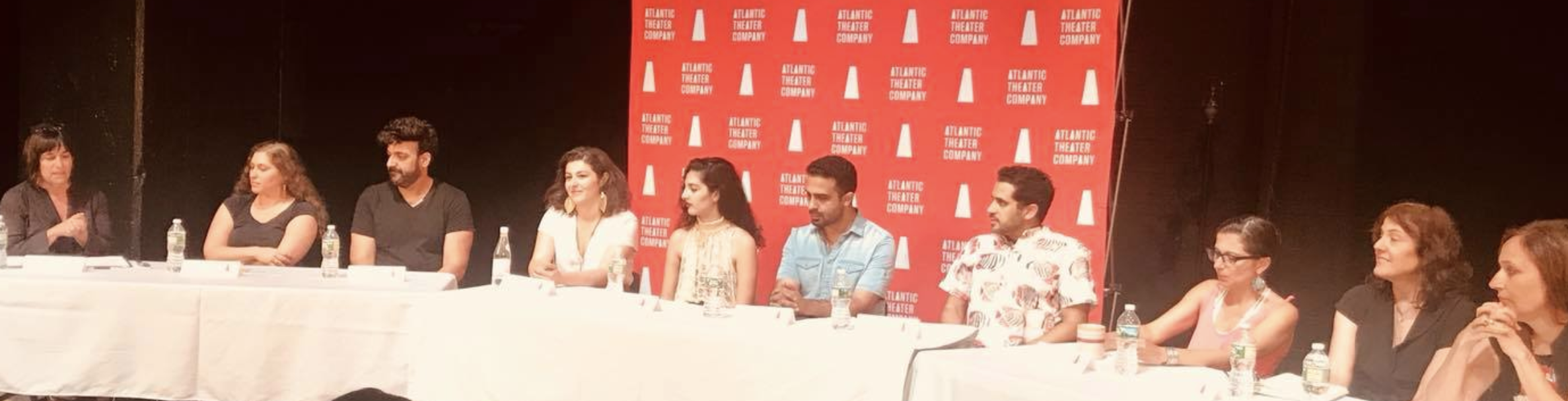Atlantic Theatre Co.'s Middle Eastern Mixfest, Meet the Writers Panel