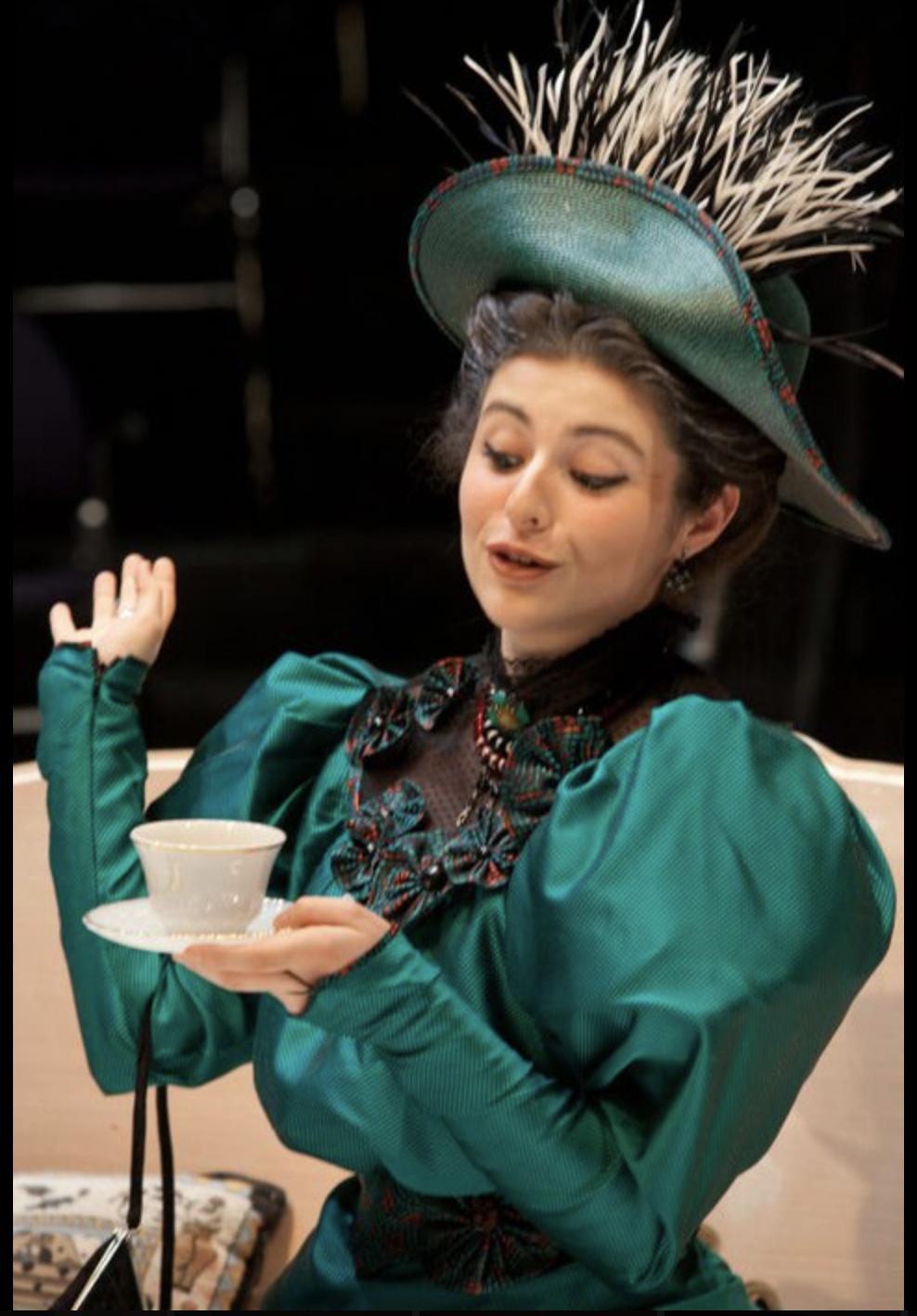 """The Importance of Being Earnest"" at the Balch Arena"