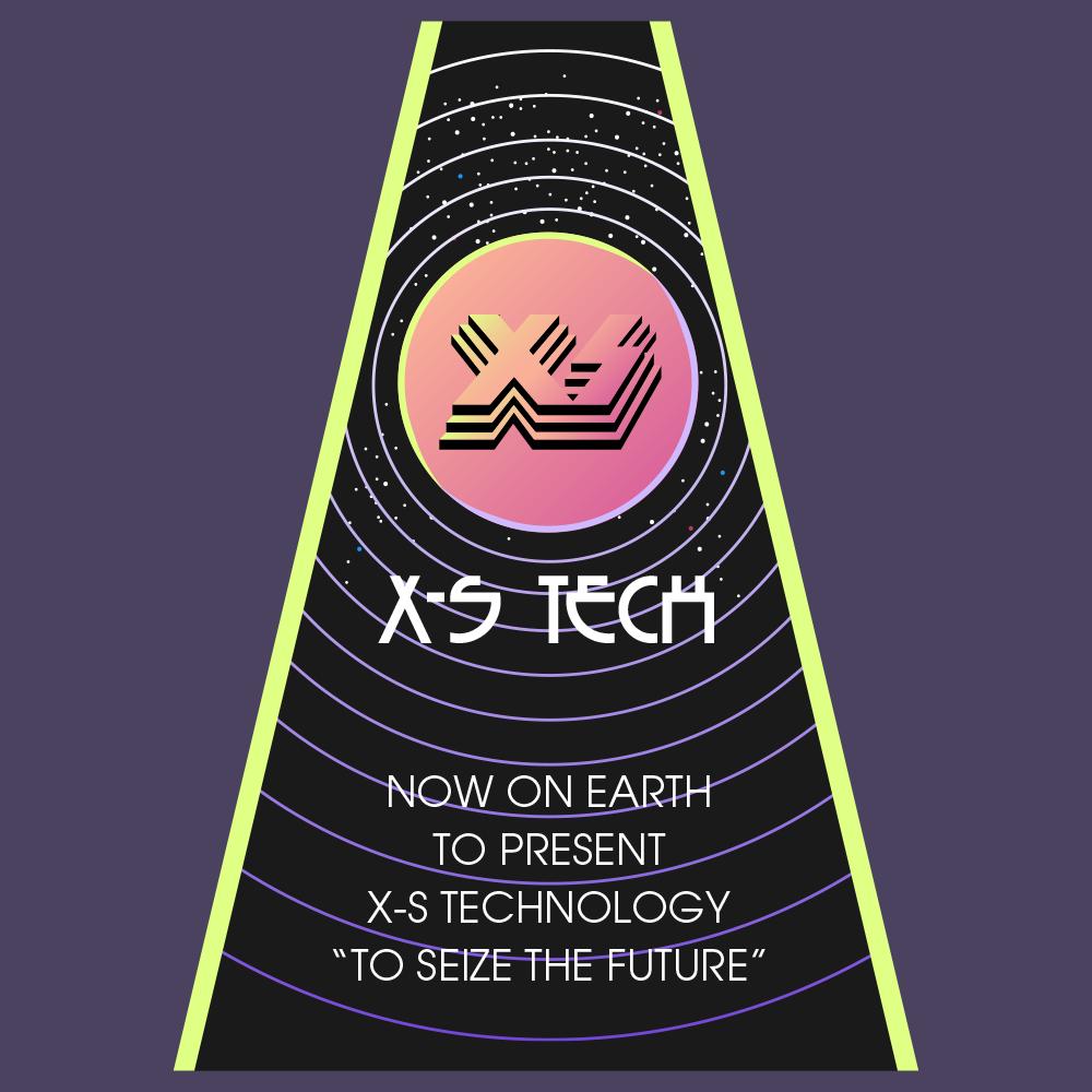 X-S Tech Banner