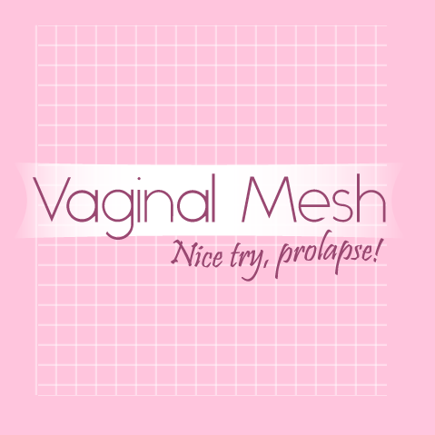I am this close to becoming the spokesperson for the vaginal mesh industry.  S06E02 Idiots Are People Two!