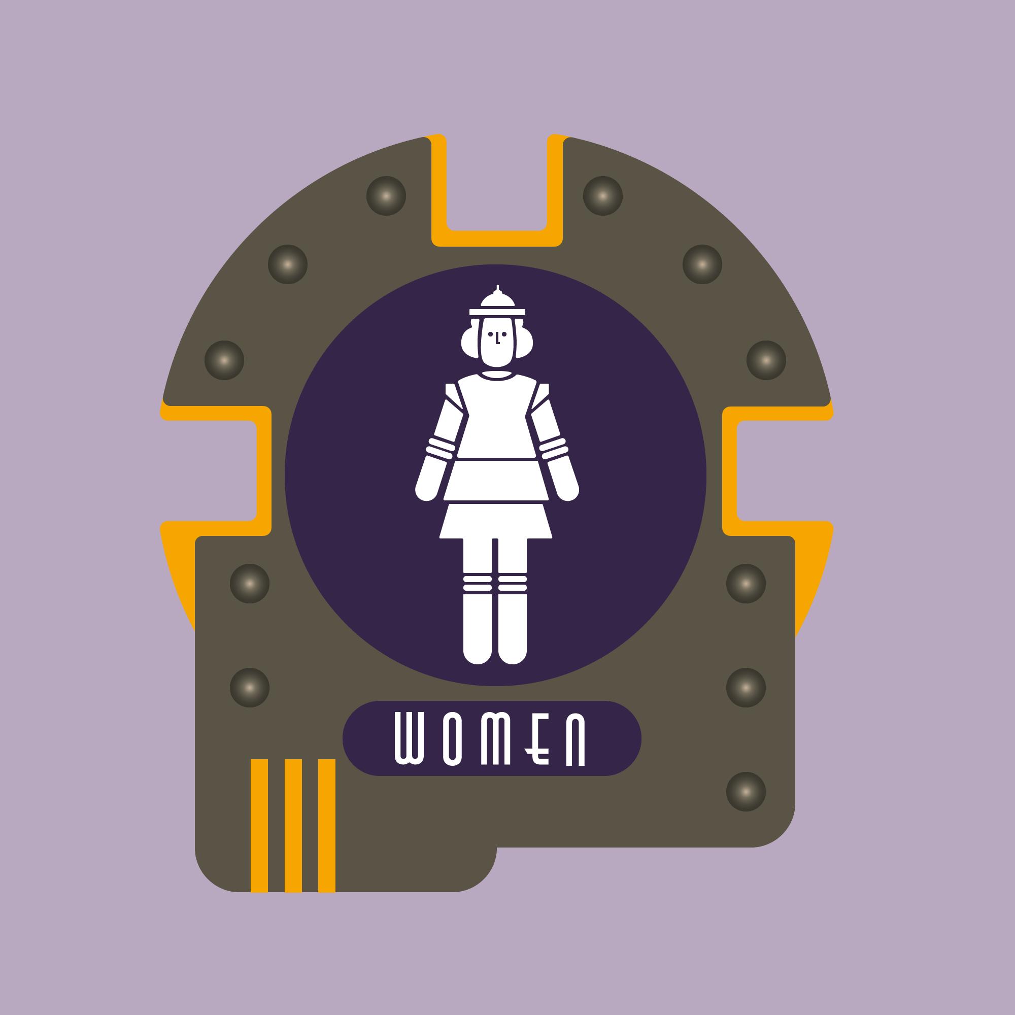Tomorrowland Restrooms - Women