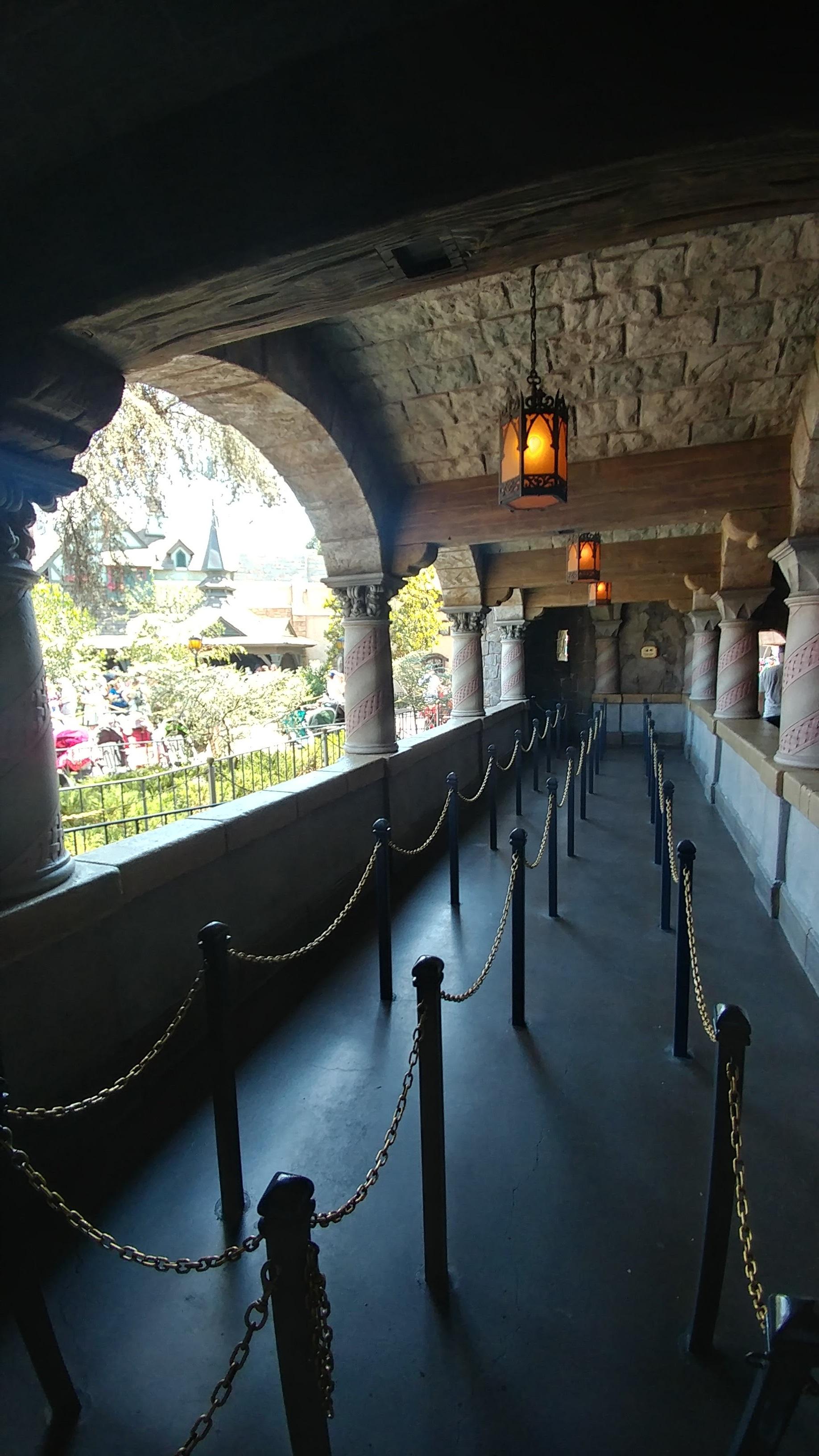 Snow White's Scary Adventures - Disneyland