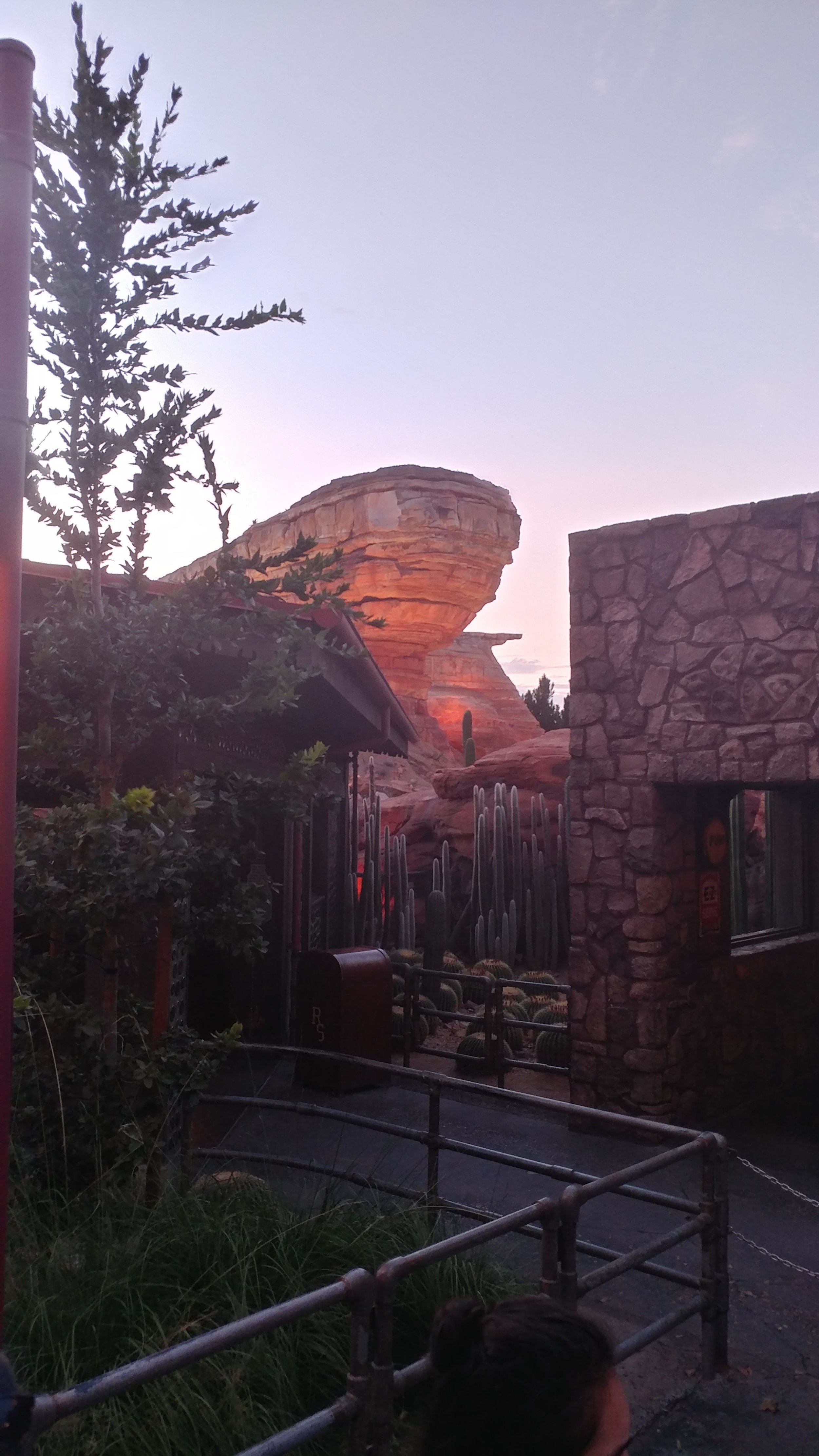 Radiator Springs Racers - Disney California Adventure