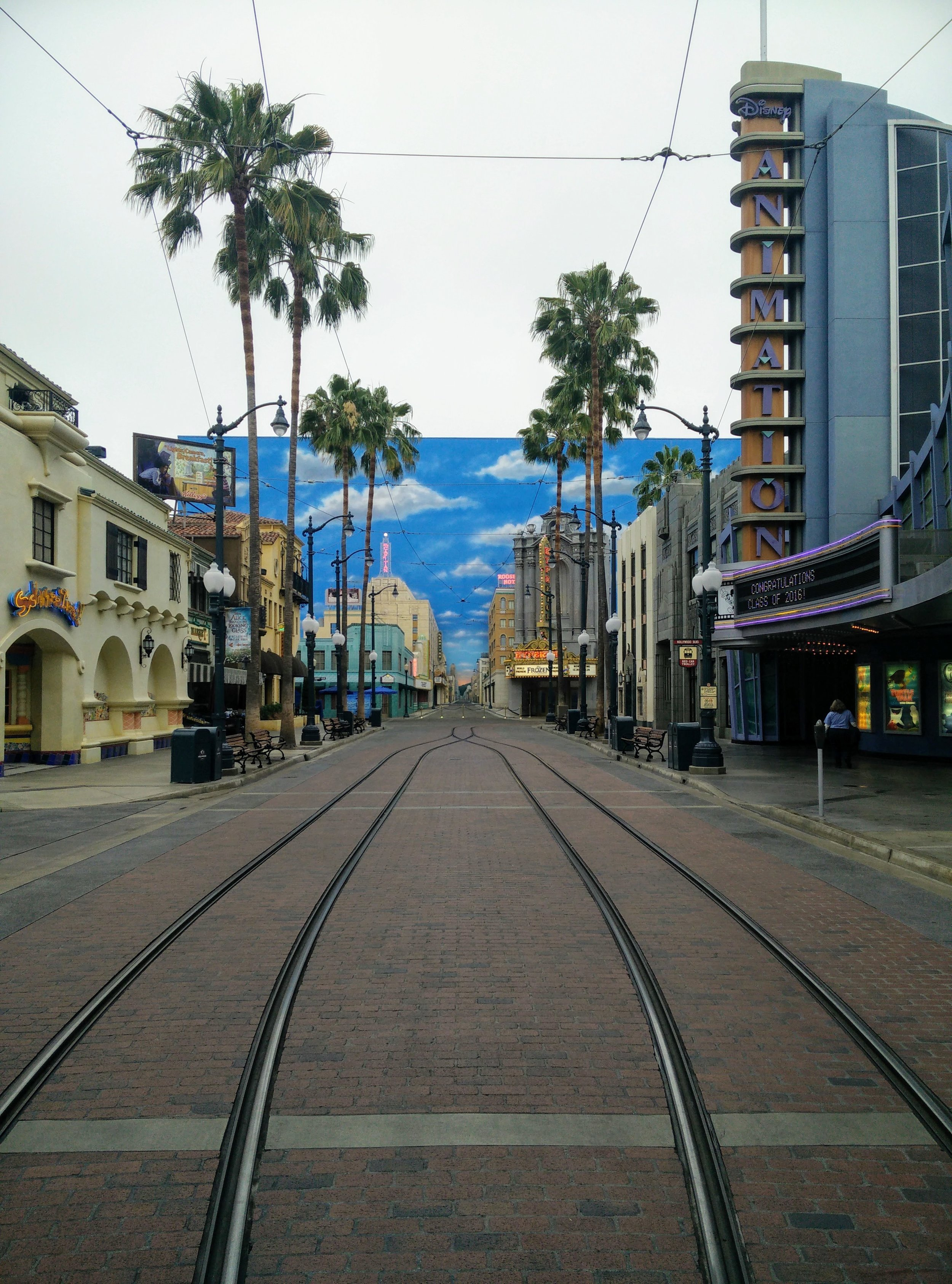 Hollywood Land - Disney California Adventure