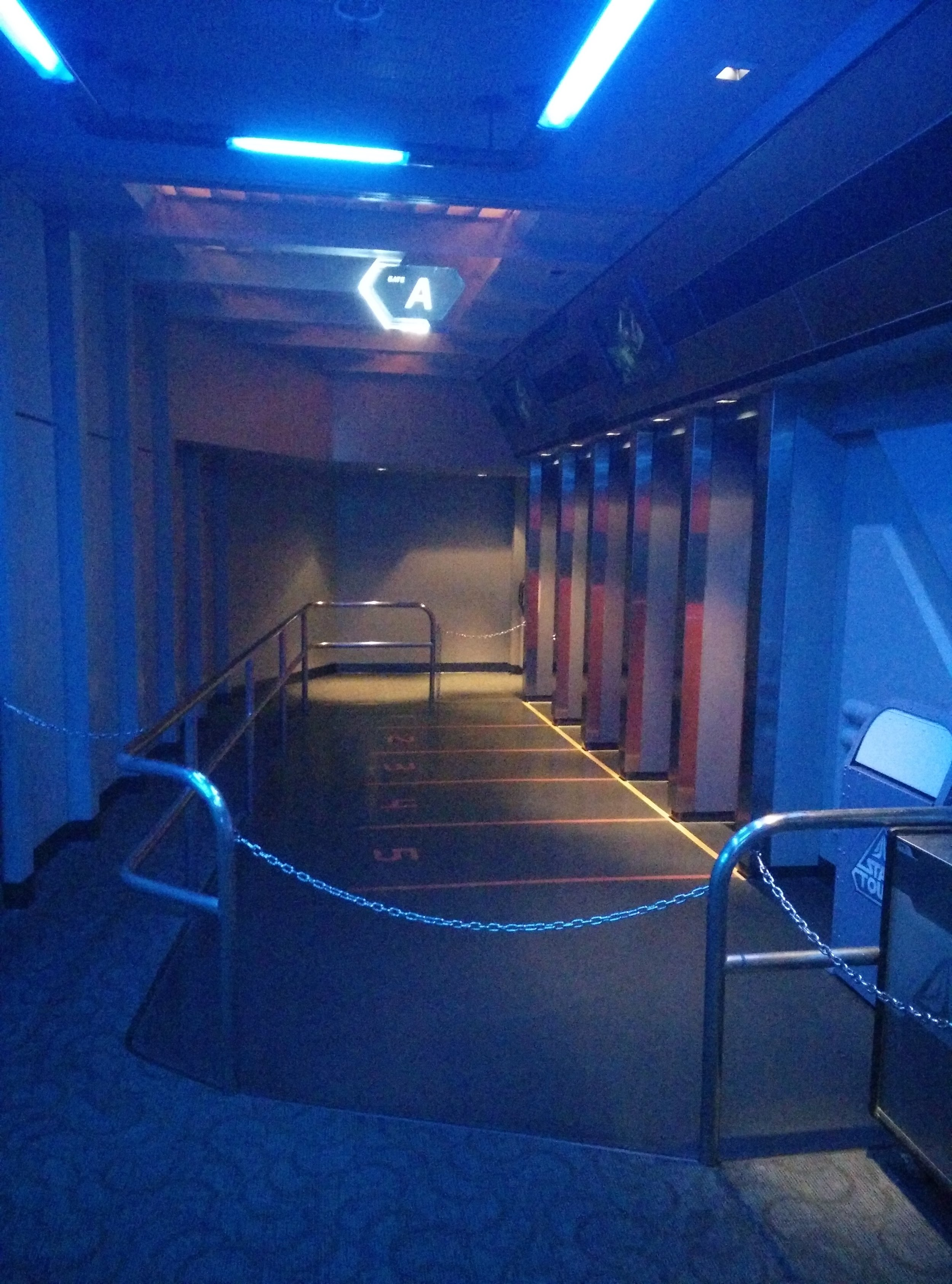 Star Tours - Disneyland