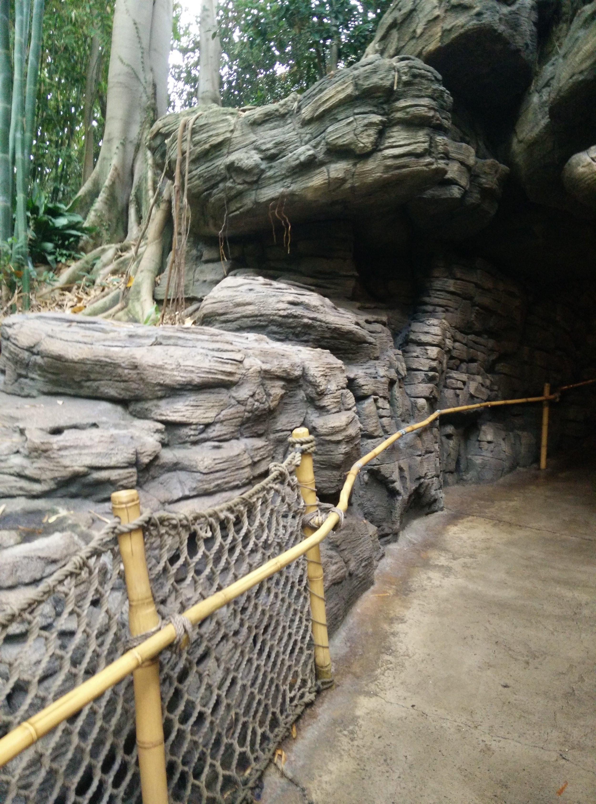 The Indiana Jones Adventure - Disneyland
