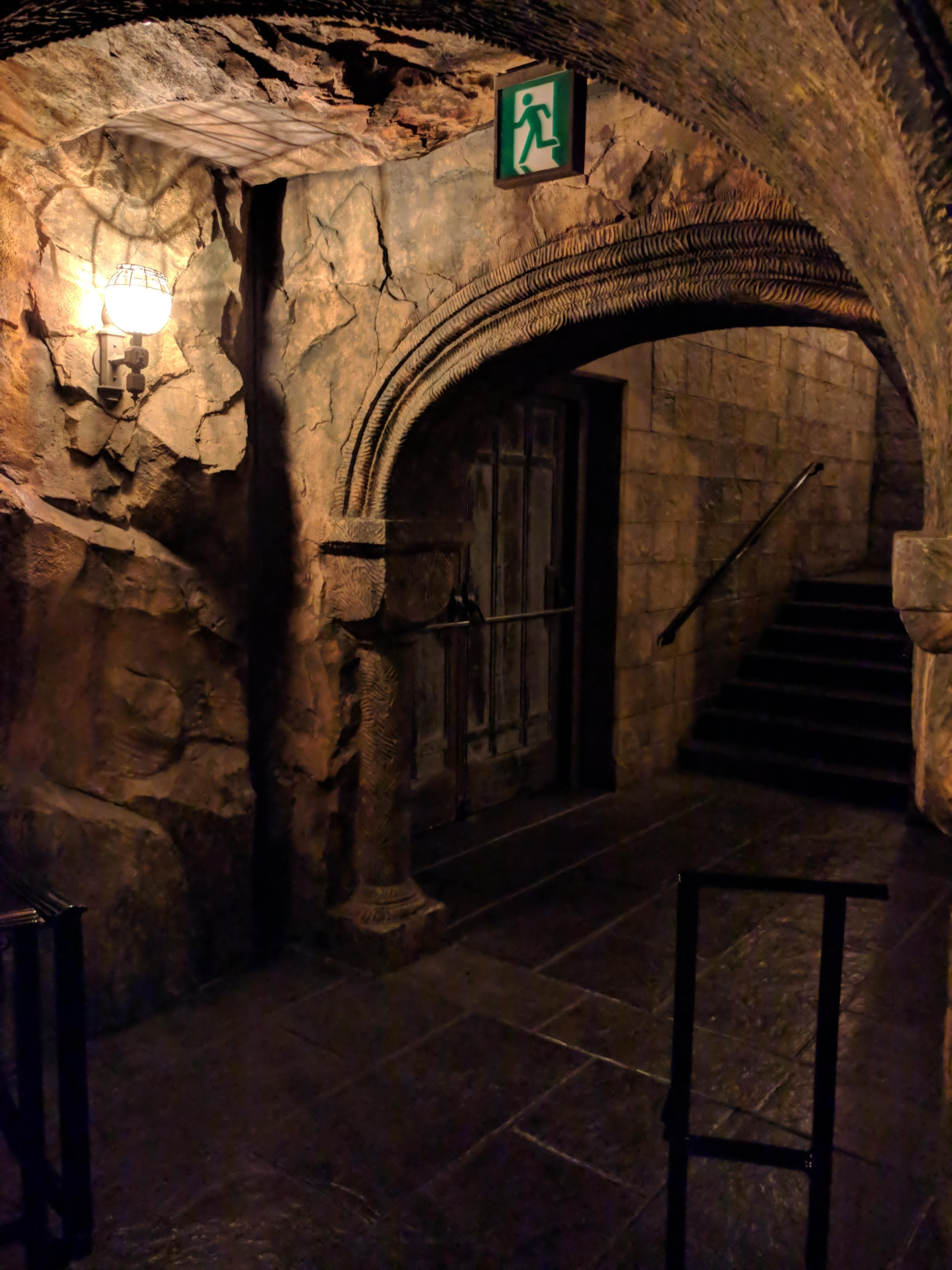 Harry Potter and the Forbidden Journey - Universal Studios Japan