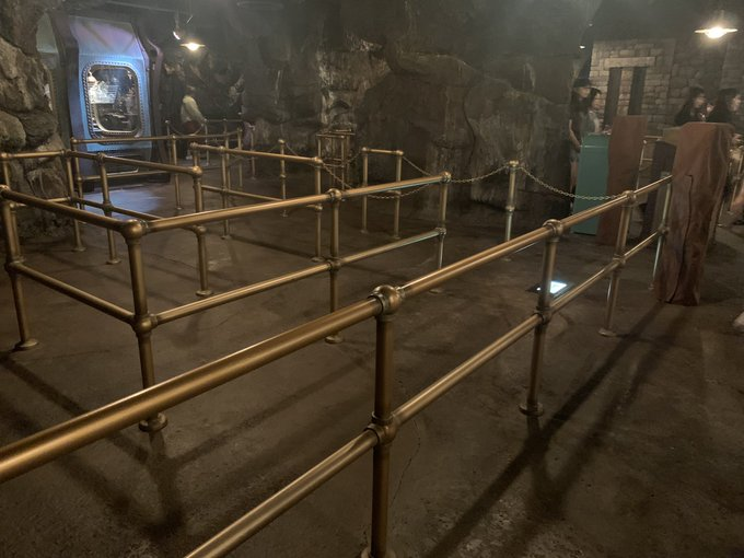 Journey To The Center Of The Earth - Tokyo DisneySea
