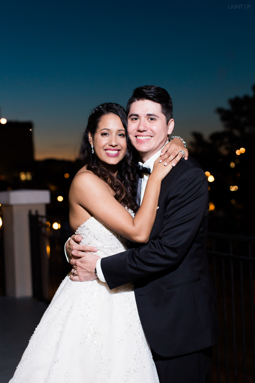 bride and groom at magnolia building wedding-1.jpg