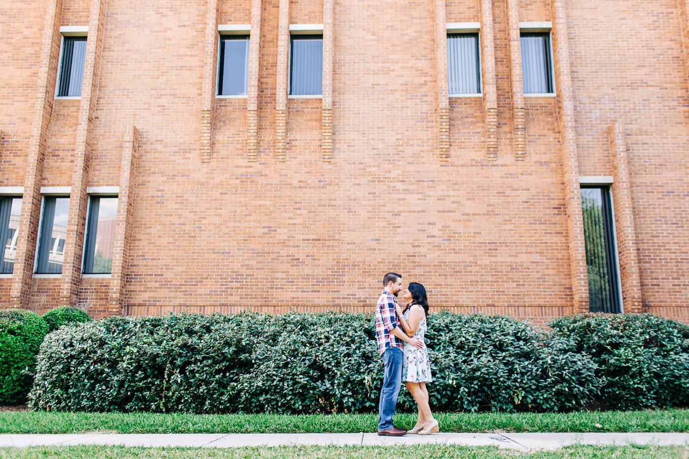 Engagement Photos at UCF