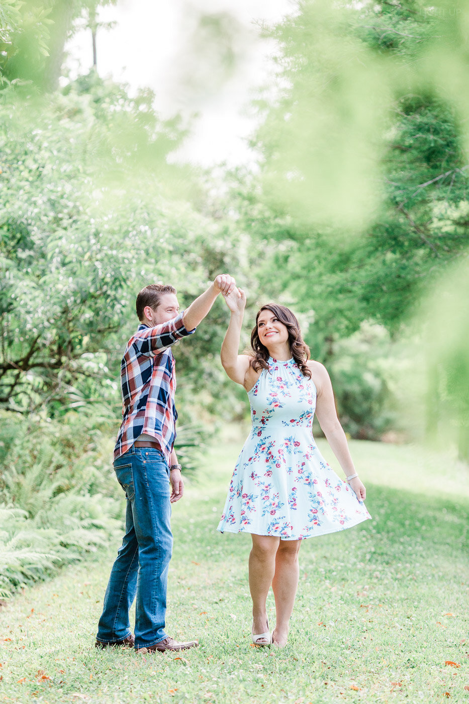 Engagement Session at UCF