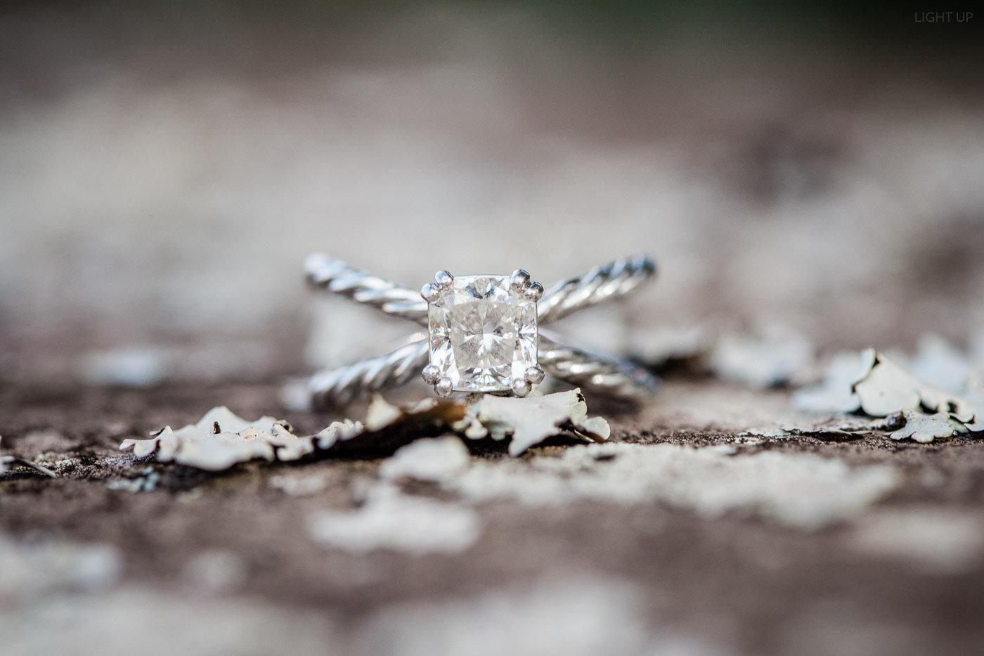 Engagement Ring at UCF