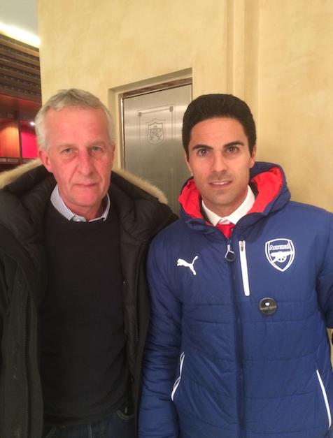 Mikel Arteta, Arsenal & Spain Footballer