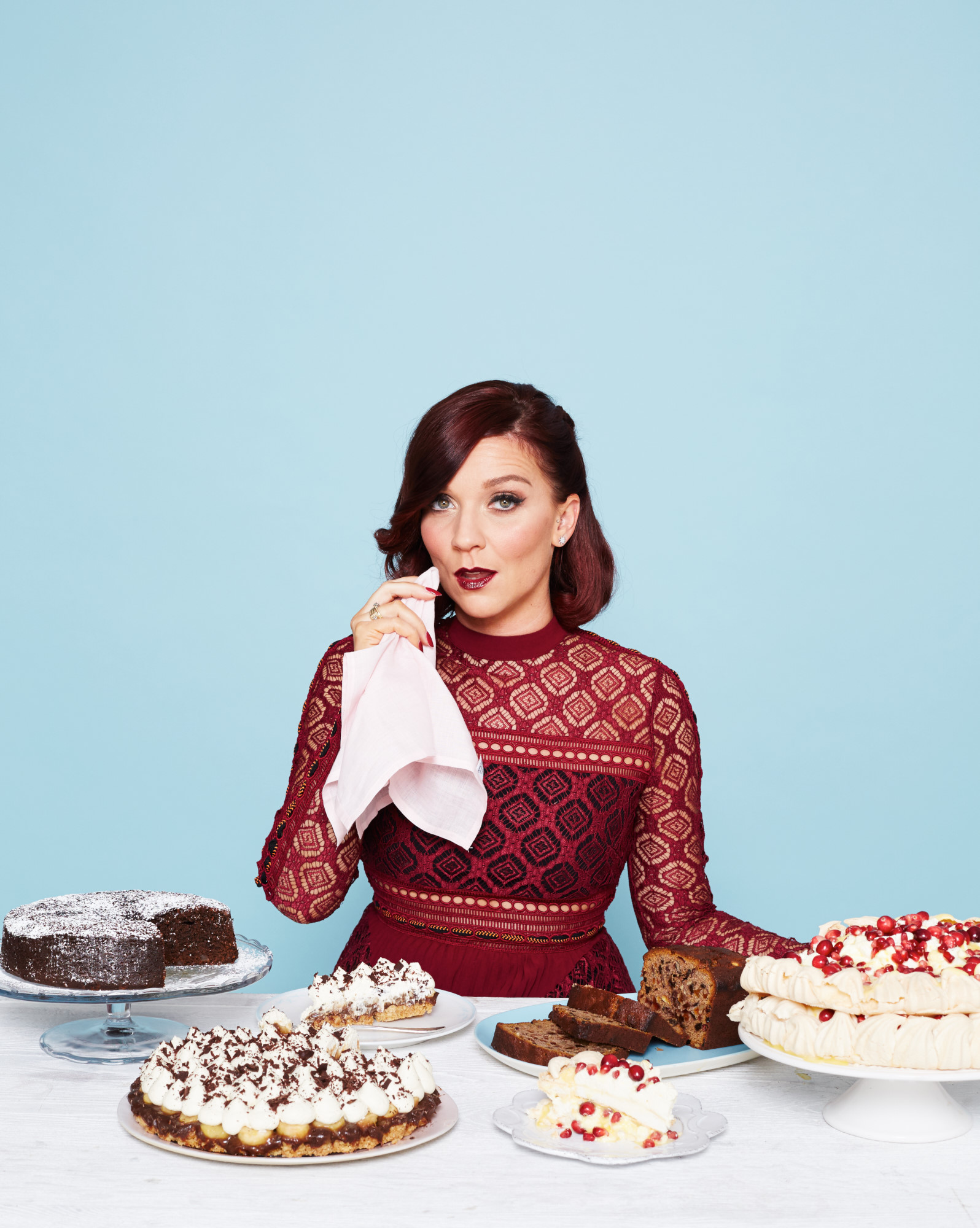 THE SUNDAY TIMES DISH MAGAZINE Candice Brown