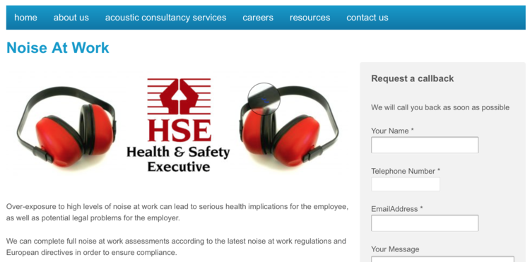A rather suspect use of the HSE's logo. Not a company I would use.
