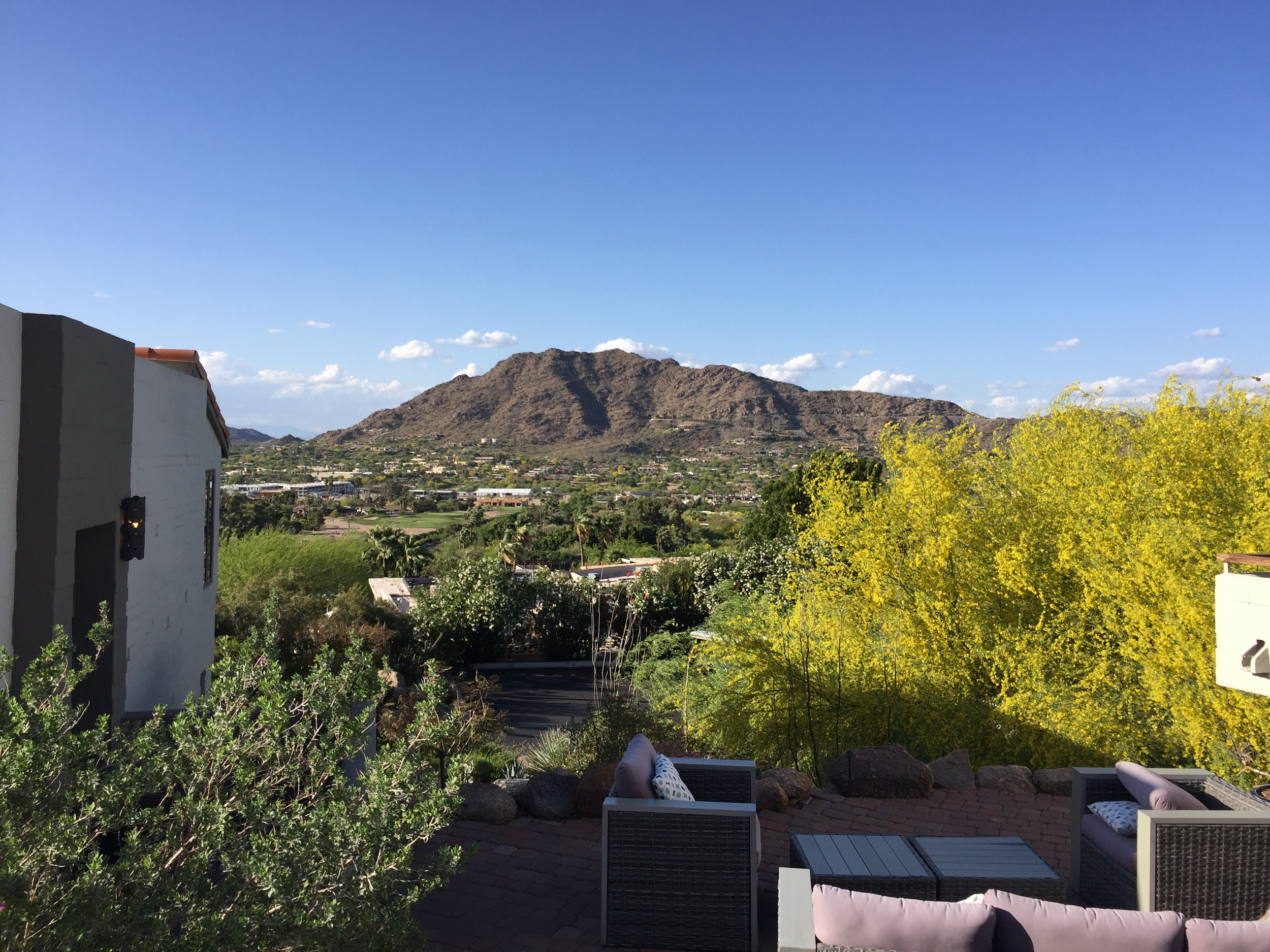 Our View, Sanctuary @ Camelback Mountain