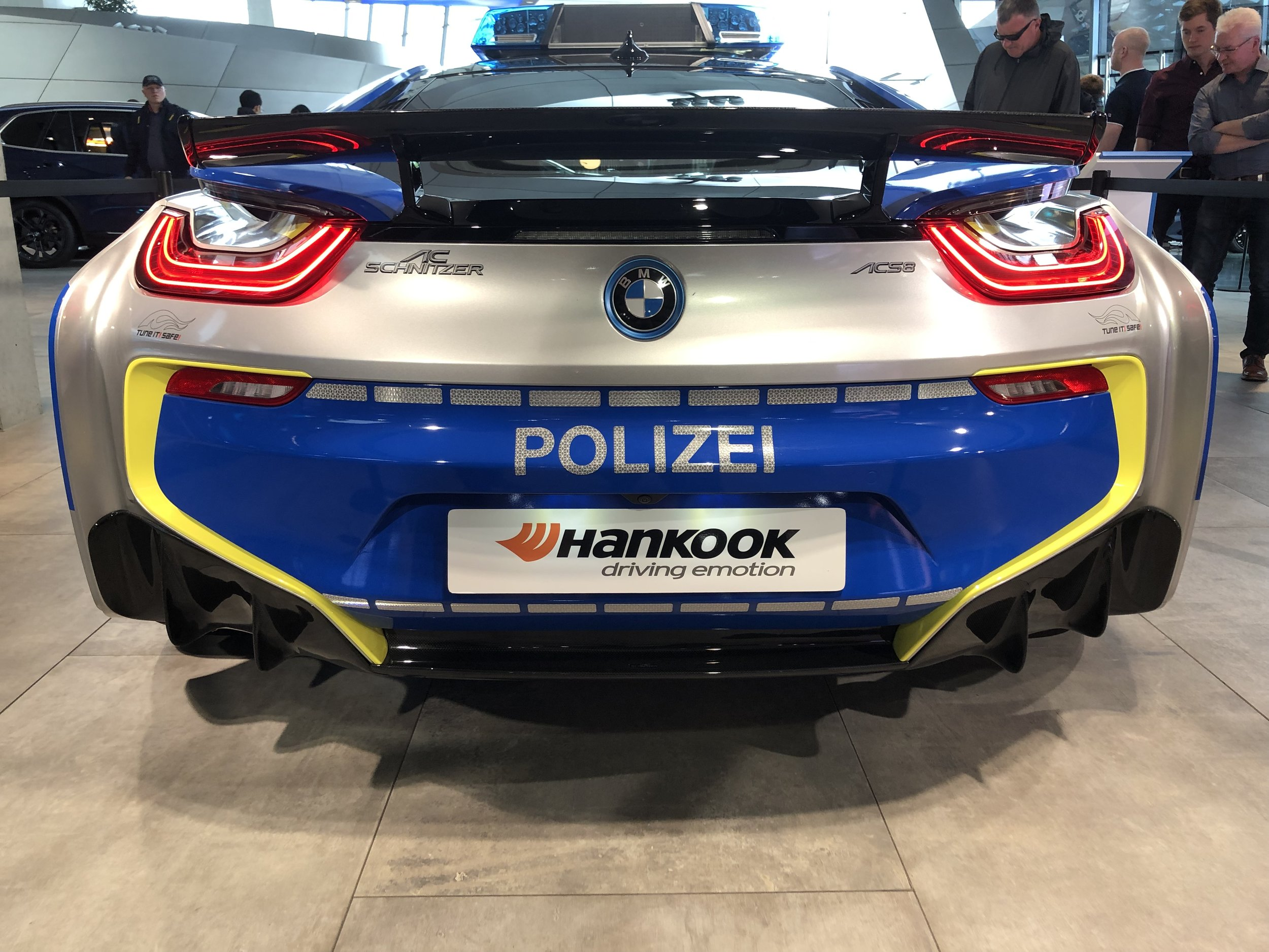 The German Police i8