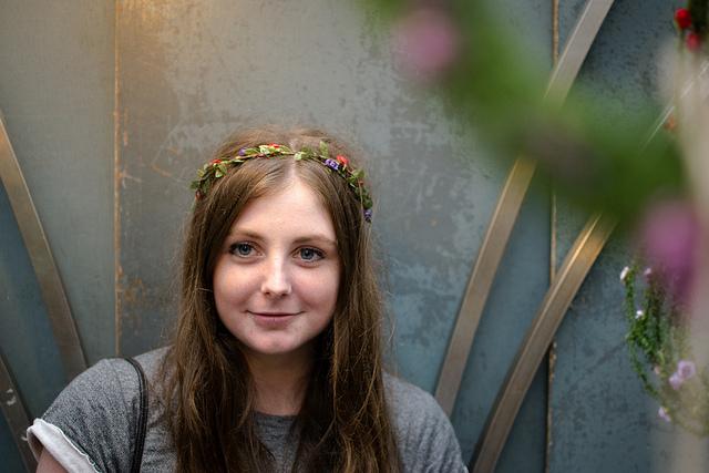 Stranger 20: Kat (Spitalfields Market)