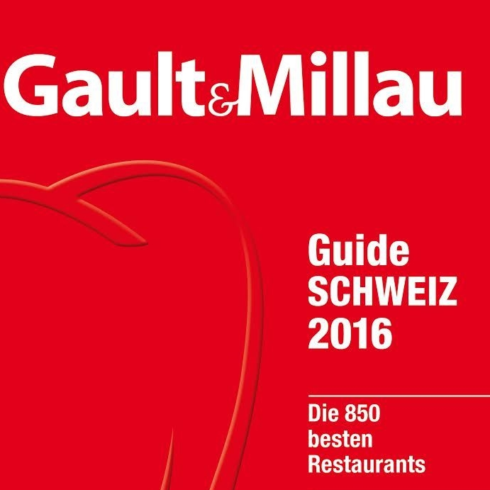 Oktober 2015, Gault&Millau 2016    Fabian Fuchs im Höhenflug