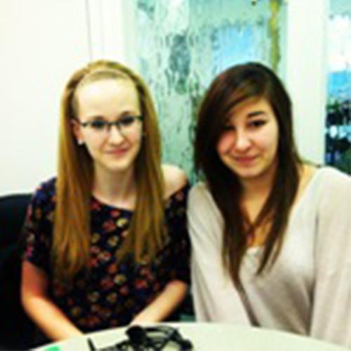 Elise and Olivia