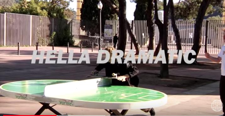 Hella Dramatic - 2017
