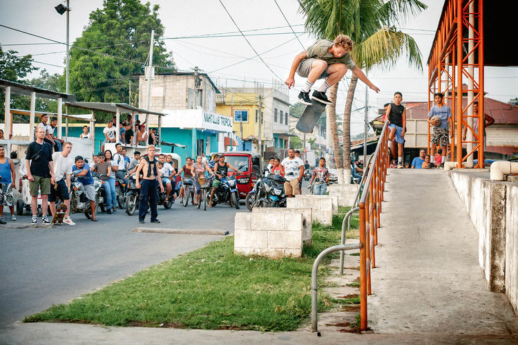 We had an amazing trip to Guatemala. Read it all on  Free Mag right here . Photo: Nikwen.