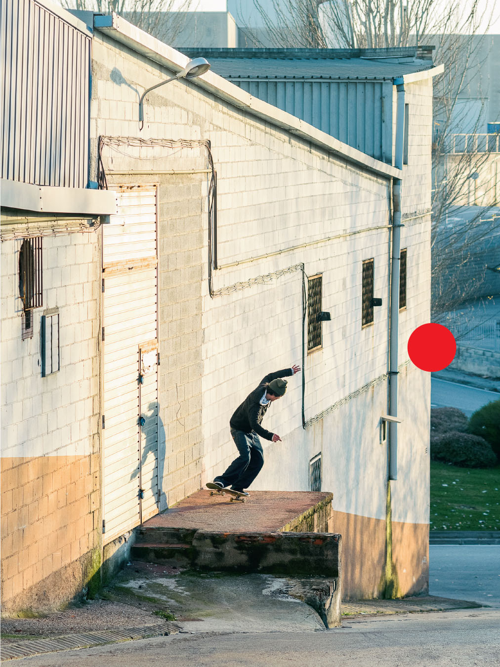 Vincent Huhta. Free #22 cover. Photo: Gerard Riera