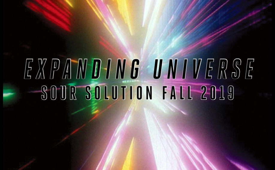 Expanding Universe - Sour Solution Fall 2019Available 1. September 2019