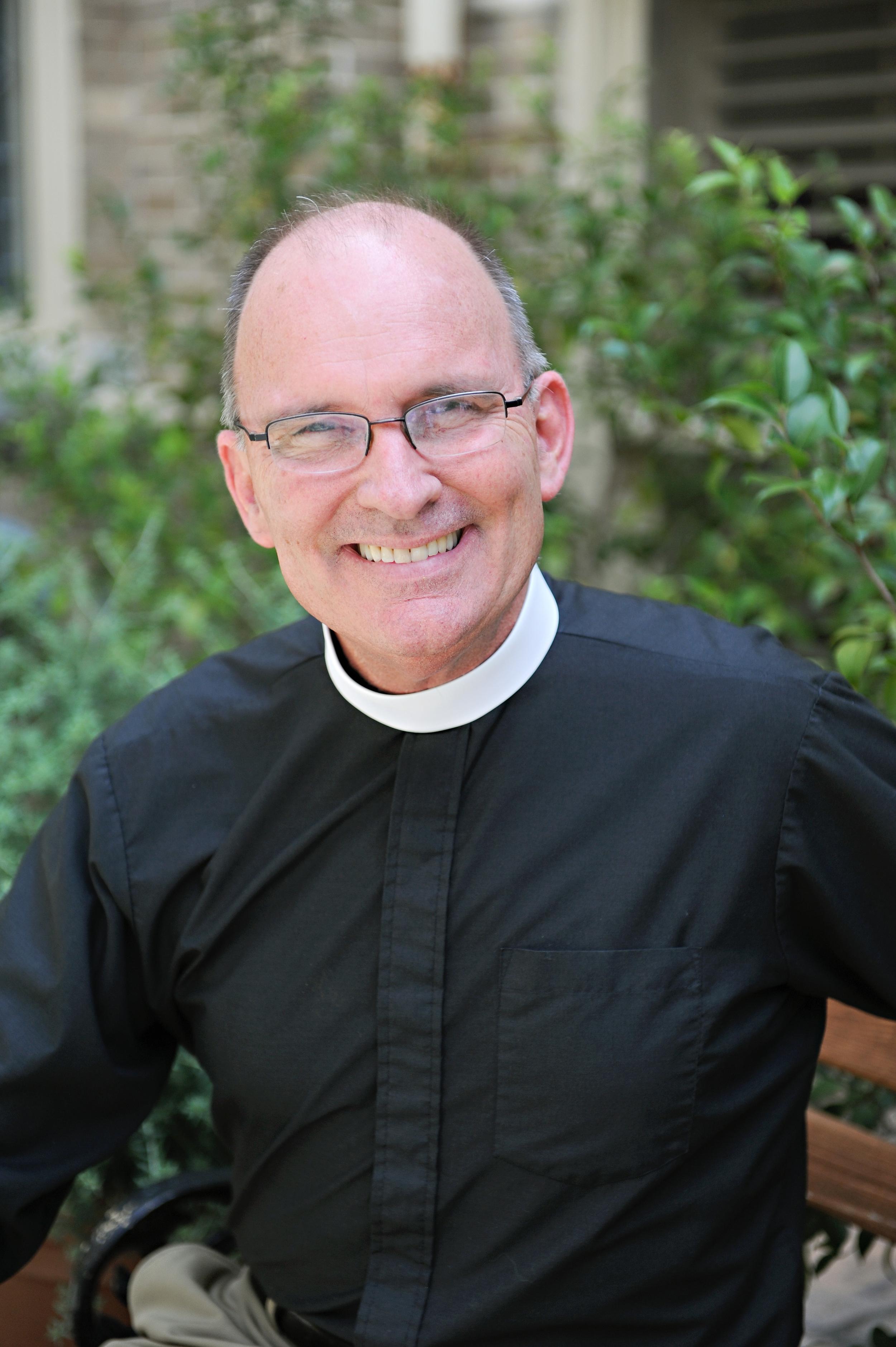 Patrick Gahan    Rector