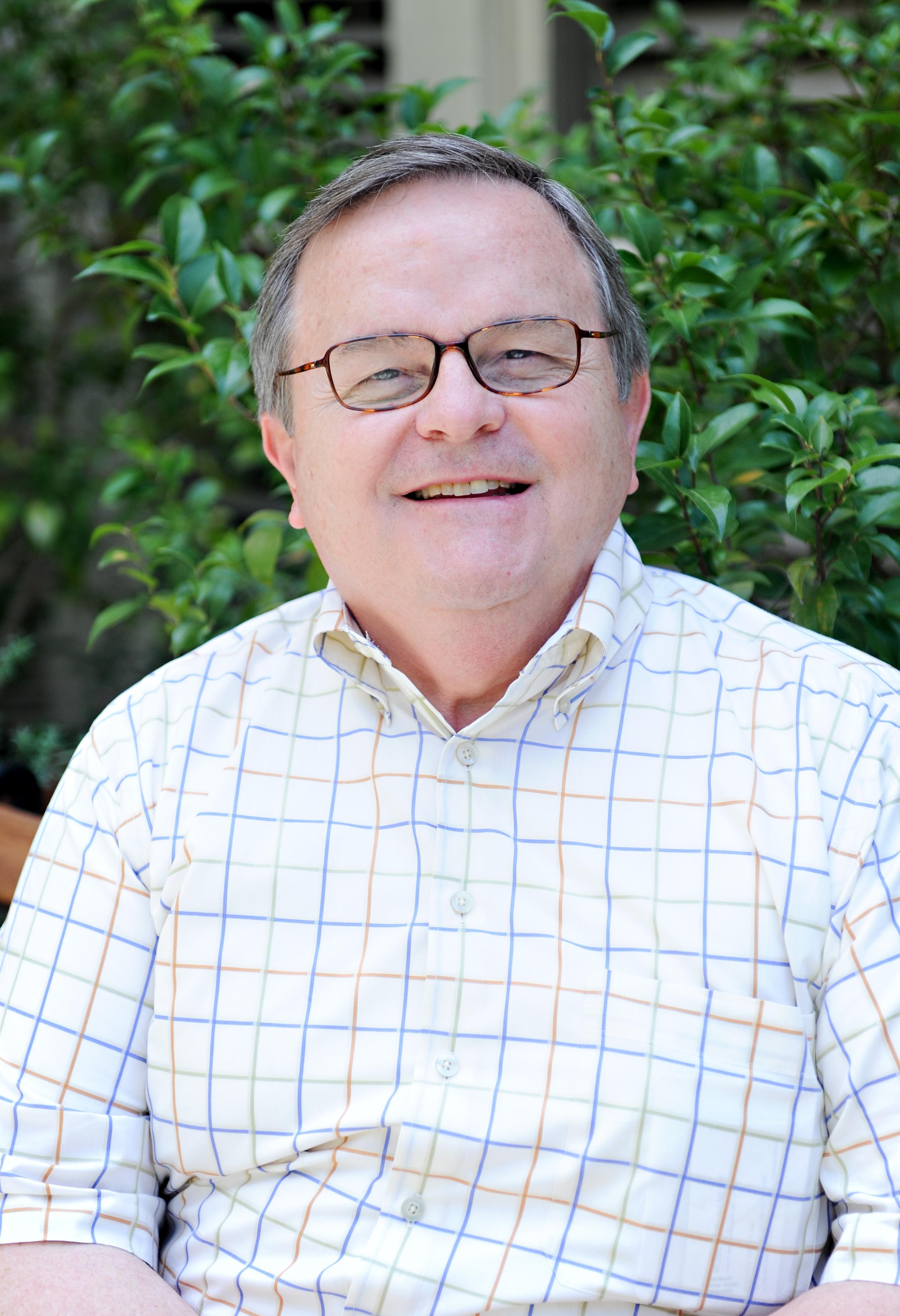 Robert Hanley     Parish Administrator