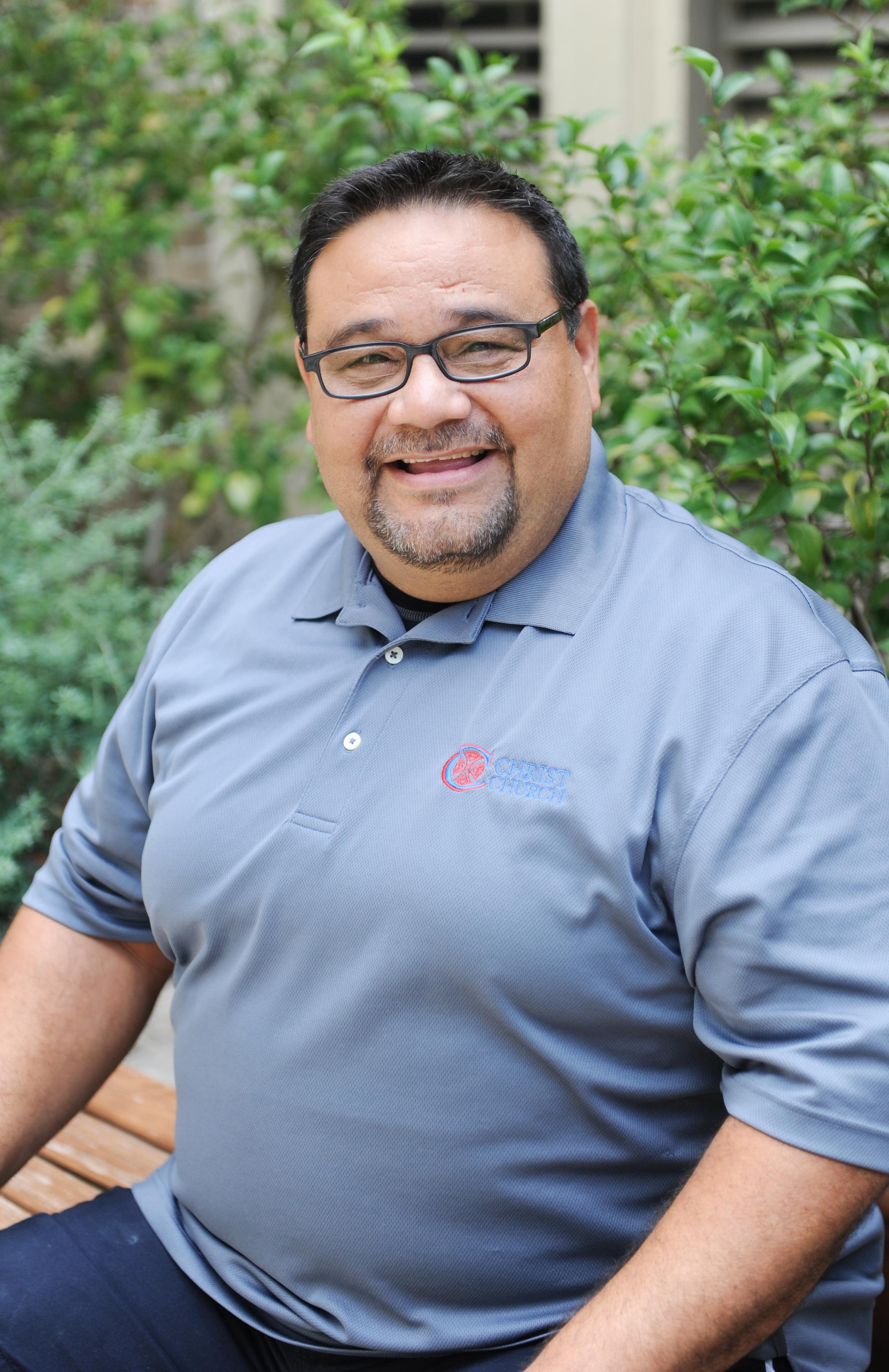 Robert Vallejo     Facilities Manager