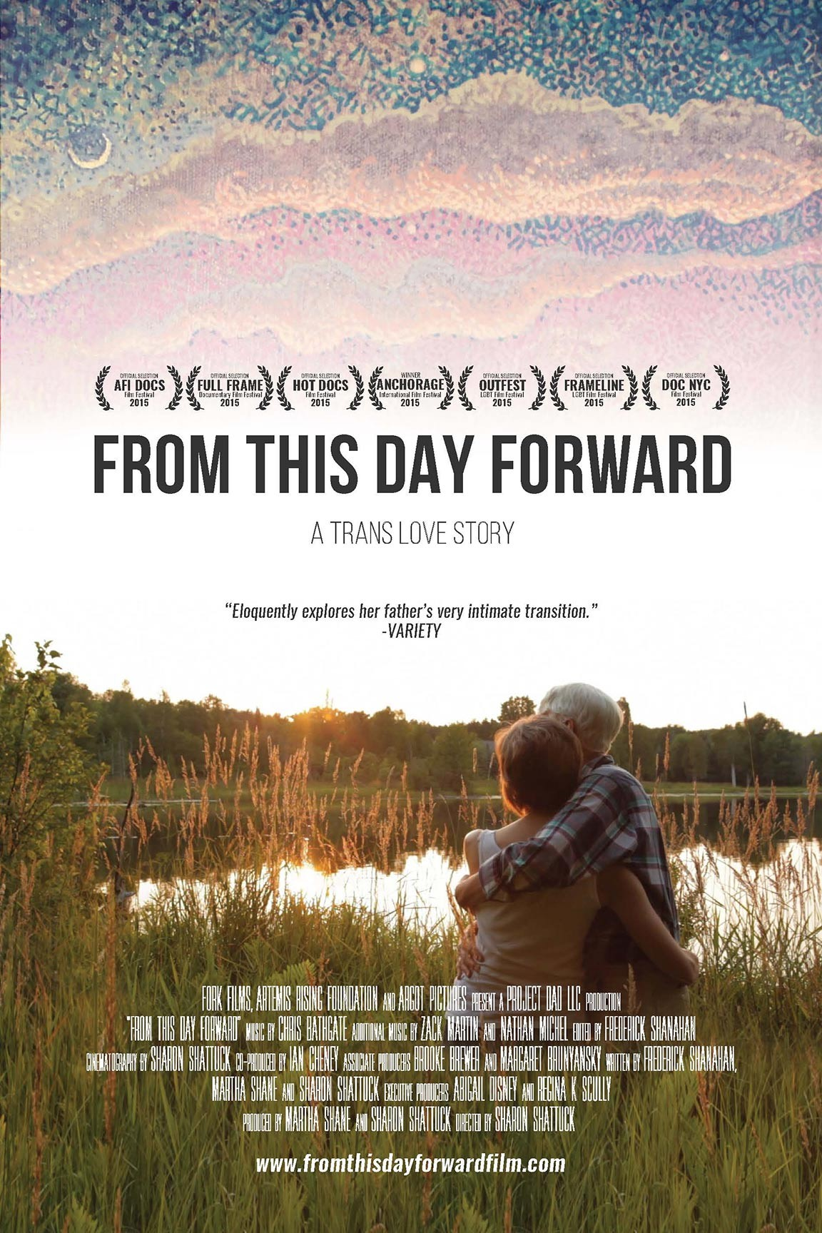 FROM THIS DAY FORWARD (2015)