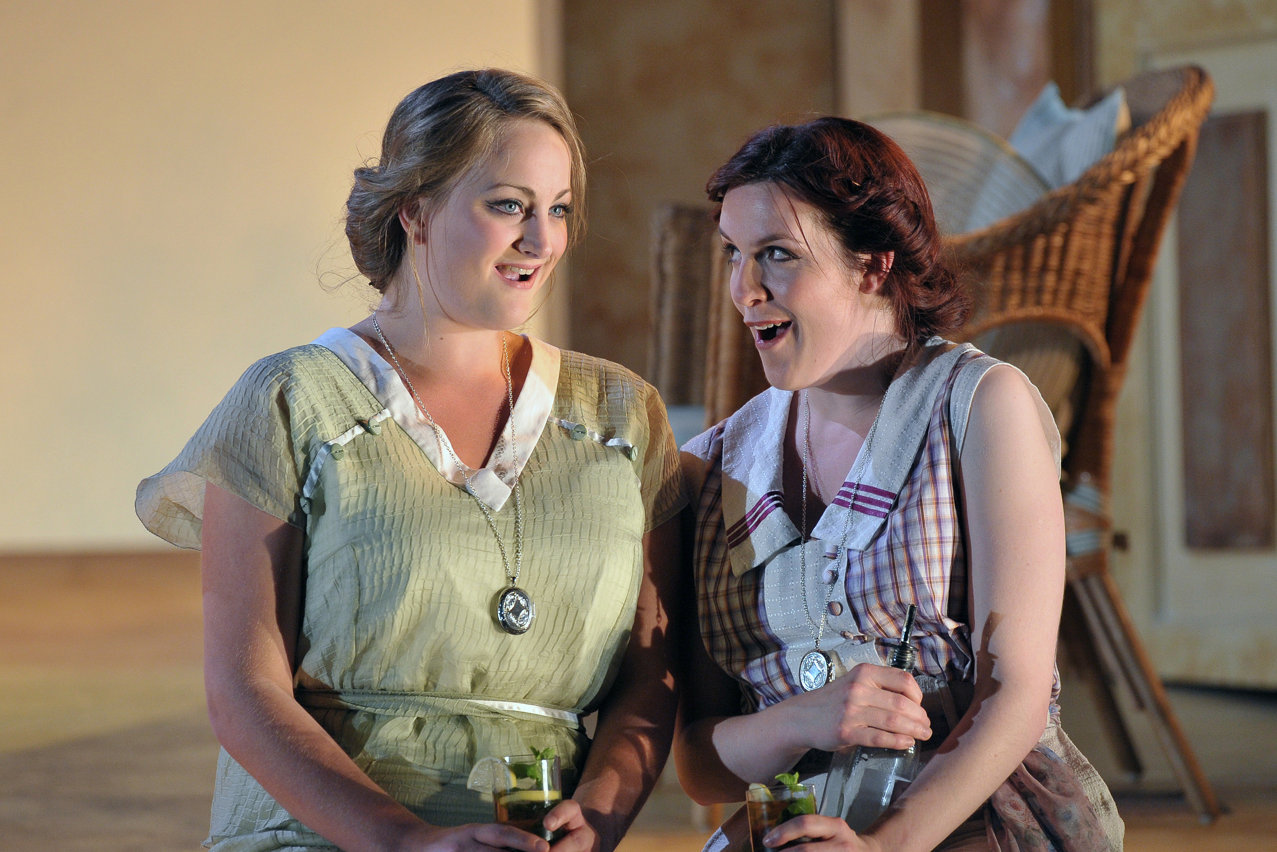 Cosi fan Tutte at the Royal College of Music 2011
